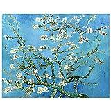 Legendarte Cuadro Lienzo, Impresión Digital - Almendro En Flor - Vincent Van Gogh...