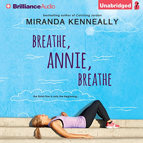 Breathe, Annie, Breathe audiobook cover art