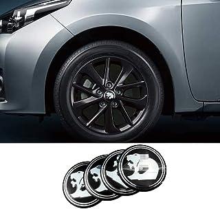 Car Wheel Center Cover Sticker Hub Caps Hubcaps Badge Emblem Covers Stickers for Holden Cruze Torana Colorado Commodore Mo...
