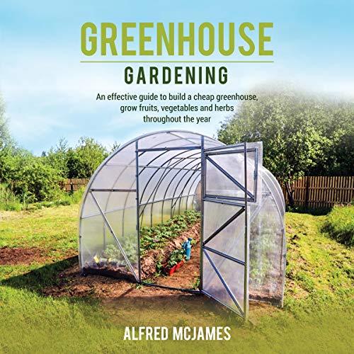 Greenhouse Gardening cover art