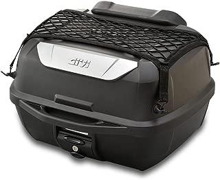GIVI (ジビ) リアボックス 43L 付属品標準装備(インナーボトムマット バックレスト ネット フック) モノロック E43シリーズ E43NTL-ASV 95342