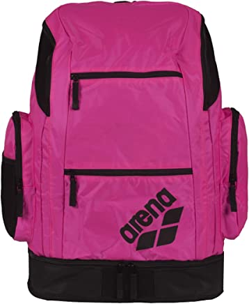 Strand-Set Bermuda pink Strandtasche Bastmatte und Flip Flops