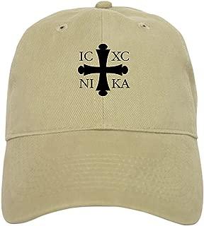CafePress ICXC Nika Baseball Cap