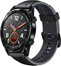 Huawei FTN-B19 Watch GT Sport Rubber Strap - Graphite Black