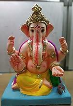 Ganesh chaturthi Hindu Lord Ganpati visarjan Hindu Festival from India Eco Friendly 24 Inch (60 cm)