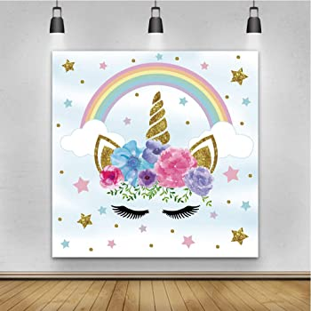 8x10 FT Photography Backdrop Modern Graphic Vector Design with Rainbow Like Circles and Details Artwork Background for Baby Shower Birthday Wedding Bridal Shower Party Decoration Photo Studio