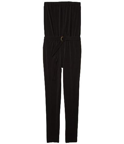 MICHAEL Michael Kors D-Ring Jumpsuit (Black) Women
