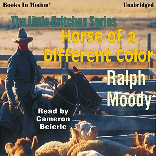 Horse of a Different Color cover art