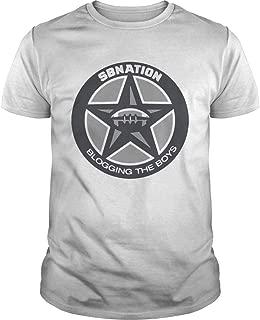 Dallas Cowboys SB Nation Blogging The Boys shirt, Short Sleeves Shirt, Unisex Hoodie, Sweatshirt For Mens Womens Ladies Kids