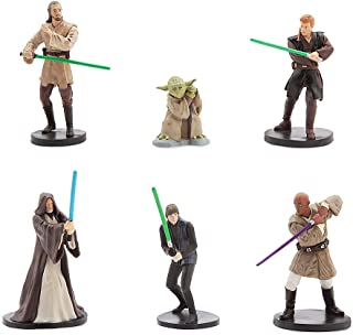Star Wars Jedi Figurine Set
