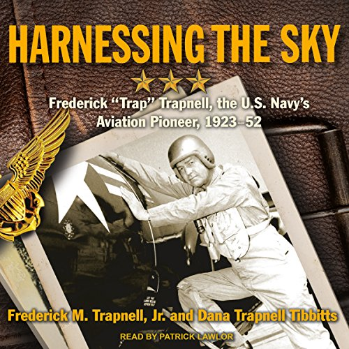 Harnessing the Sky audiobook cover art