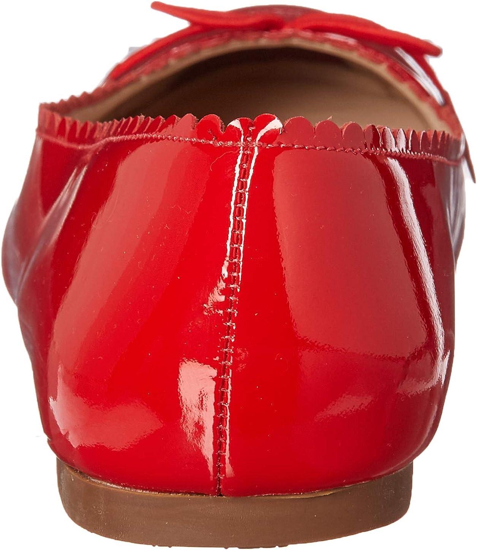 Elephantito Unisex-Child Scalloped Ballerina Ballet Flat