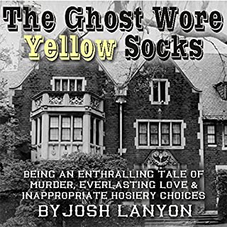 The Ghost Wore Yellow Socks cover art