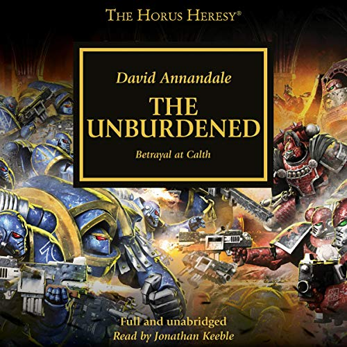 The Unburdened audiobook cover art