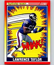 Best 1990 score lawrence taylor card Reviews