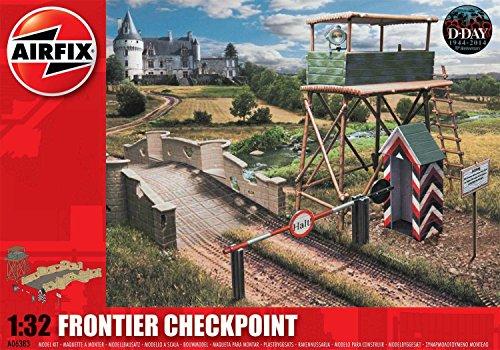 Airfix A06383 - Modellbausatz Frontier Checkpoint