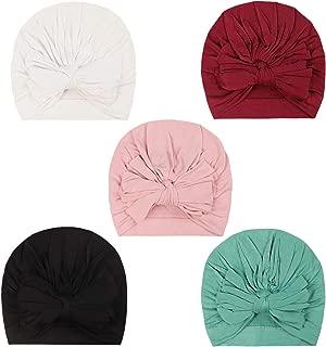 bun bow hat