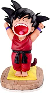 DBZ Action Figures GK Kid Goku Kakarotto Statue Doll Figurine Collectible Super Saiyan PVC Model Toy Best Gifts Home Car O...