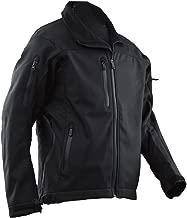 Tru-Spec 2088 24-7 LE Law Enforcement Softshell Jacket, Regular, Black