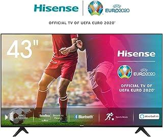 Hisense UHD TV 2020 43AE7000F - Smart TV Resolución 4K con Alexa integrada, Precision Colour, escalado UHD con IA, Ultra Dimming, audio DTS Studio Sound, Vidaa U 4.0