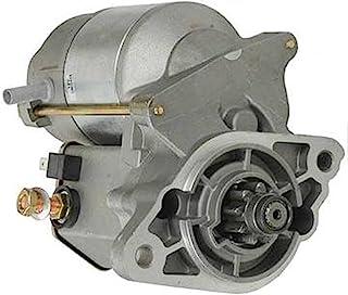 STARTER MOTOR COMPATIBLE WITH KUBOTA GARDEN TRACTOR G1800 G1800S G1900 15504-63010 15504-63011 15504-63012 9702809-832