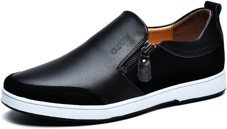 WLFHM Men, Casual shoes, Breathable, Men's shoes, Business shoes