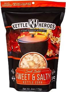Kettle Heroes, Sweet & Salty Kettle Corn Popcorn