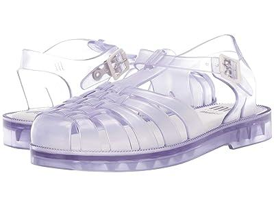 Mini Melissa Mel Possession (Little Kid) (Clear) Girls Shoes
