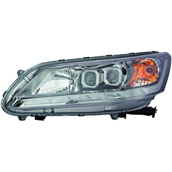 MPH 08-12 Honda Accord BKA OEM Driver /& Passenger Replacement Headlights Lamps Assembly