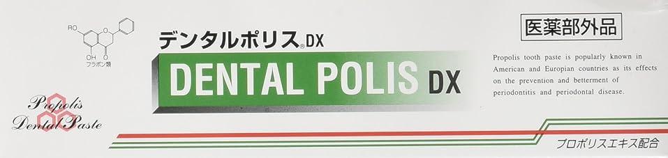 合図干渉論理的デンタルポリスDX  80g   3本セット   医薬部外品  歯みがき