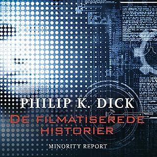 Minority Report cover art