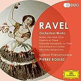 Ravel : Oeuvres pour orchestre (Coffret 2 CD)