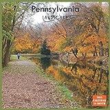 Pennsylvania Landscape Calendar 2022: Official Pennsylvania State Calendar 2022, 16 Month Calendar 2022