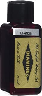 Diamine 30 ml Bottle Fountain Pen Ink, Orange