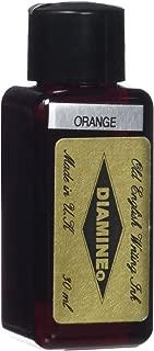 Diamine 30 ml Bottle Fountain Pen Ink, Orange