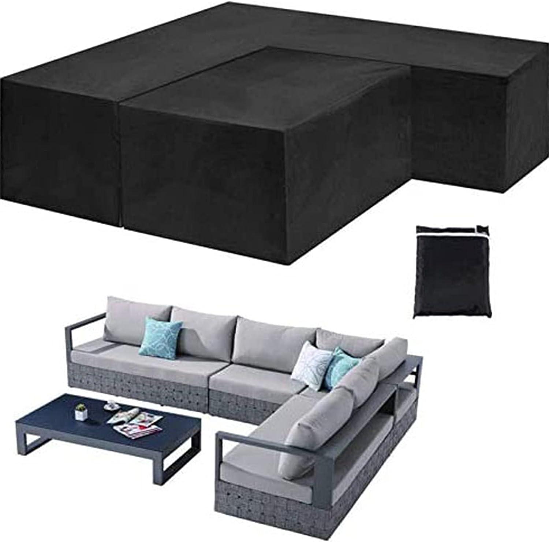 Max 40% OFF Easy-to-use CHLDDHC Garden Furniture Covers Sofa Wa Rattan Waterproof