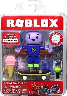 "Beebo Robot 64 Roblox Action Figure 4"""