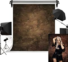 Kate 5x7ft/1.5m(W) x2.2m(H) Brown Background Portrait Photography Abstract Texture Backdrop Photography Studio Props Photographer Kids Children
