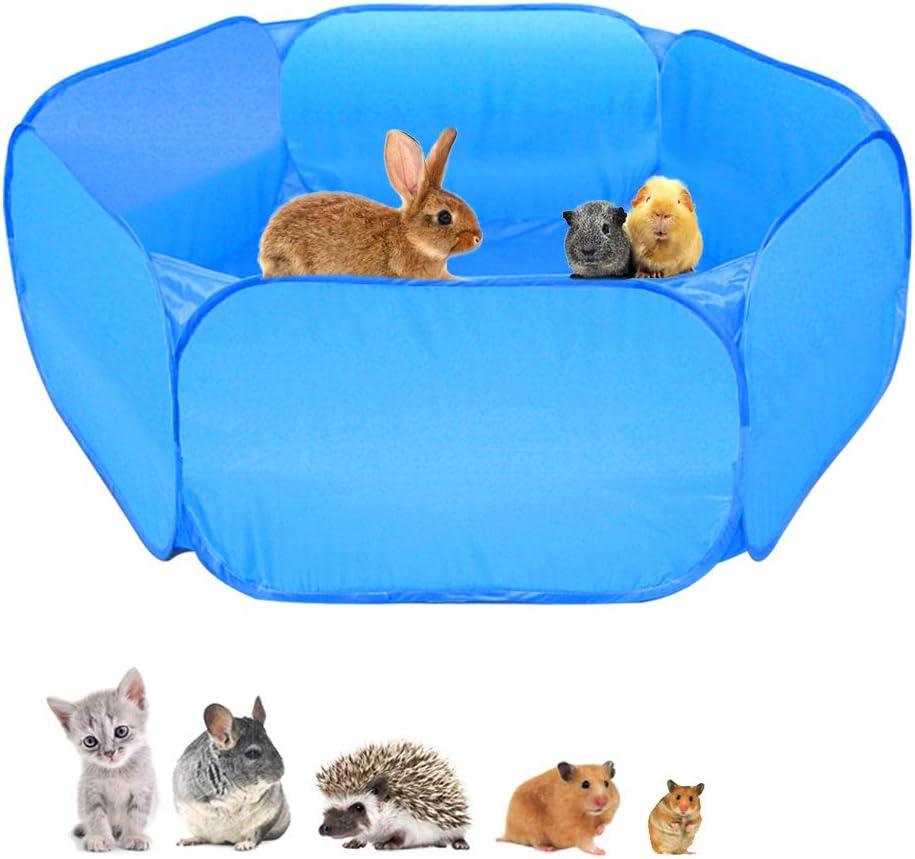 San Jose Mall Amakunft Small Animals Cage Elegant Tent Breathable Transparent Pet P