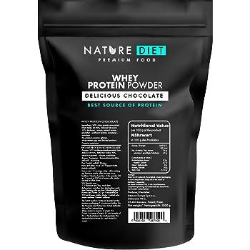 Nature Diet, proteine del siero del latte, gusto cioccolato