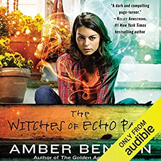 The Witches of Echo Park audiobook cover art