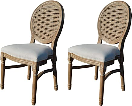 Amazon.es: silla luis xvi: Hogar y cocina