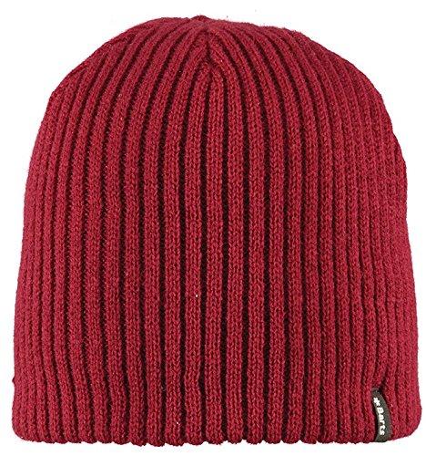 Salewa Barts - Bonnet (Beanie) Homme Taille Unique Rot