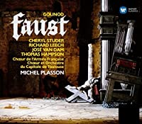 Gounod - Faust / Studer ツキ Leech ツキ van Dam ツキ Hampson ツキ Mahテゥ ツキ Denize ツキ Barrard ツキ Capitole de Toulouse ツキ Plasson (2007-04-10)