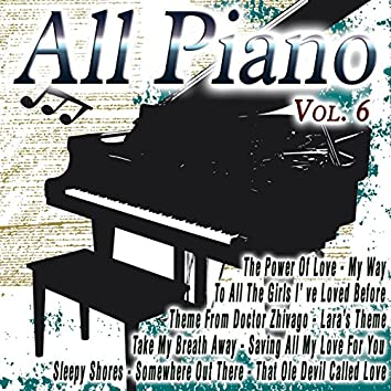 All Piano Vol. 6