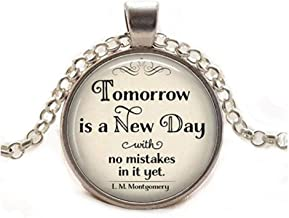 tomorrow is a new day with no mistakes