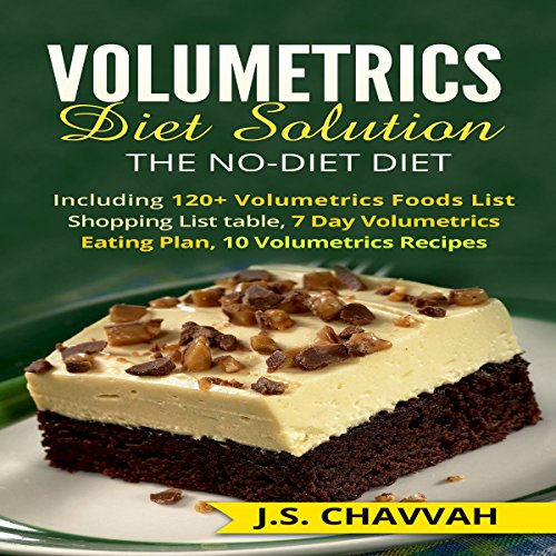 Volumetrics Diet Solution: The NO-diet Diet  By  cover art