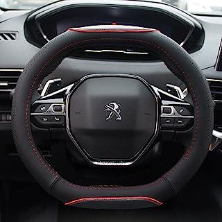YJLC Para Coser la Cubierta del Volante del Coche para Peugeot 508 2011 2008 508 SW 2011 2008