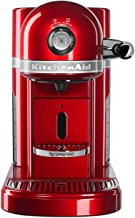 KitchenAid KES0503CA Nespresso Maker, One Size, Candy Apple