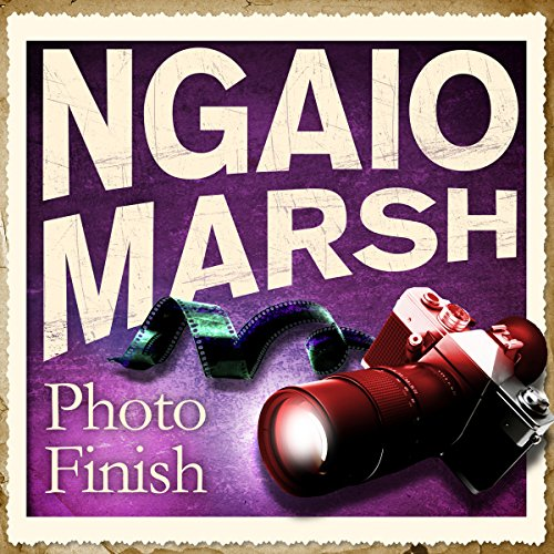 Photo-Finish audiobook cover art